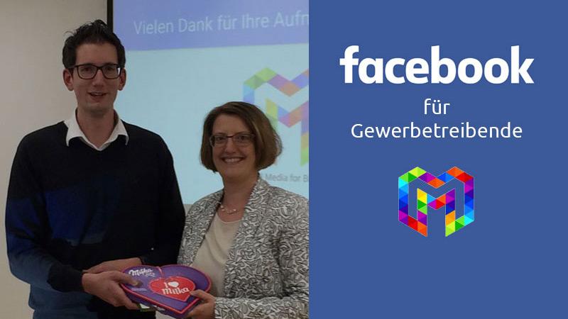 Michael Schreck und Carolin Straub