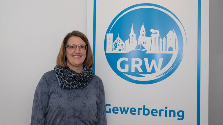 GRW Vorsitzende Carolin Straub